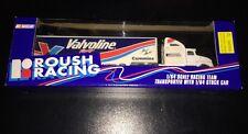 MARK MARTIN VALVOLINE SEMI-TRUCK TRANSPORTER ROUSH RACING NASCAR