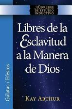 Libres de la Esclavitud a la Manera de Dios / Free from Bondage God's Way by...