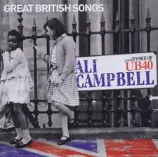 Great British Songs von Ali Campbell (2010) CD+DVD / the Voice of UB 40 - Reggae