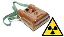 ORIGINAL PORTABLE RADIATION DETECTION DEVICE RS70 - GEIGER METER POLISH ARMY-NEW