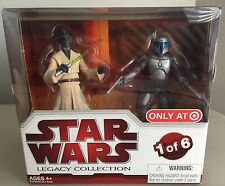New Star Wars Legacy Coleman Trebor Jango Fett Geonosis Arena Showdown
