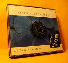 CD Reader's Digest Instrumental Magic 63TR 2003 (3XCD) Saxofoon / Saxophone