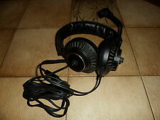 kopfhoerer Headphone Monacor BH 002 Headset OK