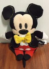 Disney Pook A Looz Plush Mickey Mouse Magic Kingdom 40th Anniversary RARE 12""