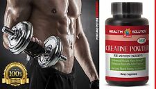 Nutritional Support - CREATINE POWDER -  supplements for athletes - 1 B, 100 g