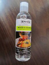 Bayes Mineral Oil Wood & Bamboo Conditioner and Protectant  #160  8 FL. OZ.  NEW