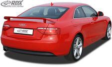RDX Heckspoiler / Heckflügel für Audi A5 Coupe, Cabrio, Sportback