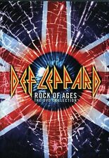 Def Leppard: Rock of Ages - The DVD Collection (2005, DVD NEUF)