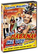 Week-End In Havana - A La Habana Me Voy  (DVD)
