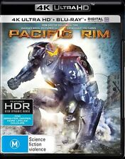 Pacific Rim (4K UHD/UV) NEW B Region Blu Ray