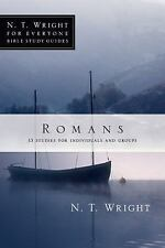 Romans (N. T. Wright for Everyone Bible Study Guides), Wright, N. T., Good Book