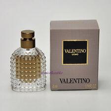VALENTINO UOMO Eau de Toilette 4 ml Mini Perfume Miniature Leather Scent