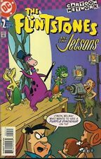 THE FLINSTONES AND THE JETSONS #2 DC COMICS