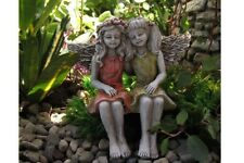 Miniature Dollhouse FAIRY GARDEN ~ Best Friends ~ NEW