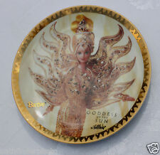 1995 Enesco Bob Mackie Goddess of the Sun Barbie Collector Plate #175536 ENESCO