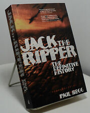 Jack the Ripper - The Definitive History by Paul Begg