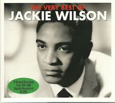 THE VERY BEST OF JACKIE WILSON 75 RECORDINGS FROM 1957-1962 Inc REET PETITE MORE