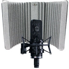 Audio Technica AT4050 Condenser Mic w/ Auralex Mudguard