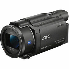 Sony FDR-AX53E AX53 4K Ultra HD Handycam Camcorder (PAL)!! BRAND NEW!!