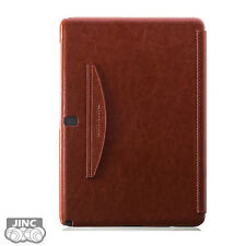 Leather Book Case Cover Pouch for Samsung SM-T520NZWAXAR Galaxy Note Pro 10.1