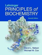 Lehninger PRINCIPLES of BIOCHEMISTRY 7th Edition 2017 US Hardcover David Michael