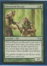 Magic MTG - Wirewood Herald - Elves vs Goblins Duel Decks - EX+
