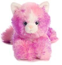 "8"" Razberryripple Purple Cat Plush Stuffed Animal Toy - New"