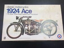 1/16 Entex industrie Classic motocicli 1924 ACE ciclo motore Kit
