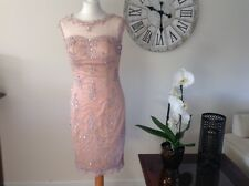 mother of the bride stunning salmon dress 10