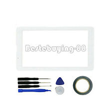 USA New White Digitizer Touch Screen Panel For Dragon Touch E71 7 Inch Tablet PC