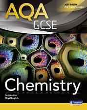 AQA GCSE Chemistry Student Book English Longman Paperback / softb. 9781408253793