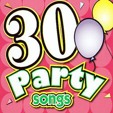 Twin Sisters Productions 30 Party Songs Music CD CD