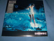 MUSE SHOWBIZ DOUBLE VINYL GATEFOLD LP  SEALED $21.99
