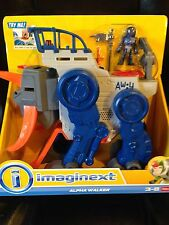 Fisher Price Imaginext Alpha Walker  Playset Preschool Space Toy With Sound NIB