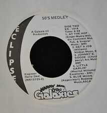 Harry Deal & Galaxies Eclipse 1014 50's Medley and In Between The Lines