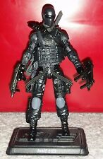 GI Joe Cobra Pursuit of Cobra POC Snake Eyes W/ Accessories