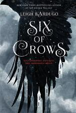 Six of Crows Bardugo, Leigh Books-Good Condition