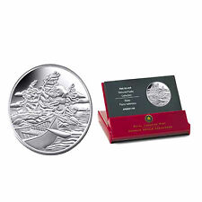 Canada 2006 $20 Proof Fine Silver Coin Georgian Bay Islands National Park No Tax