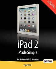 iPad 2 by Gary Mazo, Rene Ritchie, Made Simple Learning Staff and Martin...