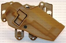 Blackhawk! SERPA STRIKE Right Tactical Holster Beretta 92/96F CT Tan #40CL01CT-R