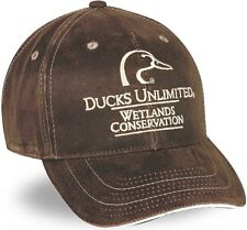 Ducks Unlimited Wetlands Conservation Brown Cap