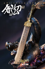 1/6 Scale The Heaven Sword and Dragon Saber Diorama Jiin Yong 金庸 屠龙刀