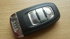 GENUINE AUDI A4 A5 S5 Q5 Q7 ETC 3 BUTTON SMART REMOTE KEY FOB P/N: 8T0959754D