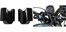 "Riser Risers Neri 2"" 5 cm Harley Hd Sportster Forty-Eight 48 XL1200X 2010-2016"