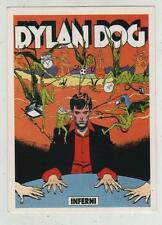STICKER DYLAN DOG copertina n.46 inferni official stickers collection