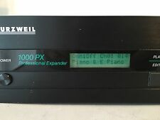 Kurzweil 1000 PX  Expander RARE Synthesizer Piano  Expander