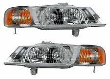 1999 - 2004 HONDA ODYSSEY HEADLIGHTS HEADLAMPS LAMPS LIGHTS PAIR