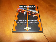 ESTEBAN CAMARO Limited Edition Steel String Guitar Lesson Series DVD Volume 10