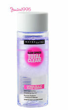 MAYBELLINE New Clean Express Total Clean Removes Waterproof Make Up 70 mL