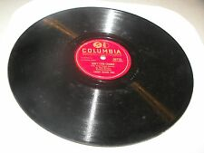 """Tommy Tucker Time Don't Ever Change / My Heart Sings 10"""" 78 Columbia 36770 1944"""